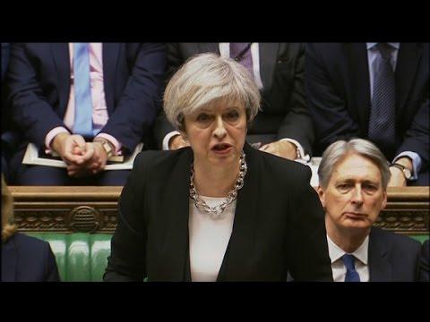 فلسطين اليوم - رئيسة وزراء بريطانيا تتحدى الإرهاب