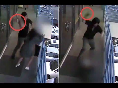 فلسطين اليوم - شاب يعتدي بوحشية على امرأة بمطرقة