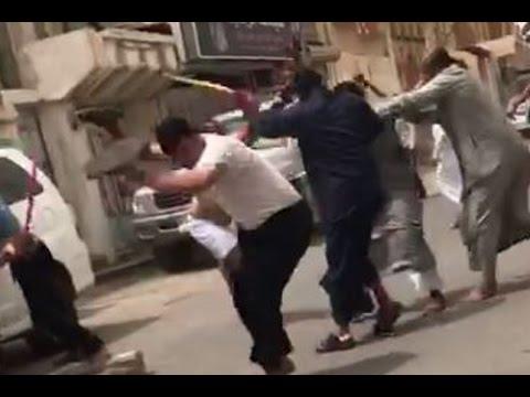 فلسطين اليوم - مشاجرة بين يمنيين في السعودية