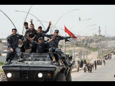 فلسطين اليوم - القوات العراقية تعلن تحرير 70 من غرب الموصل