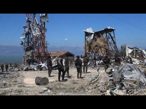 فلسطين اليوم - شاهد ارتفاع حصيلة القتلي الأكراد في شمال شرق سوري