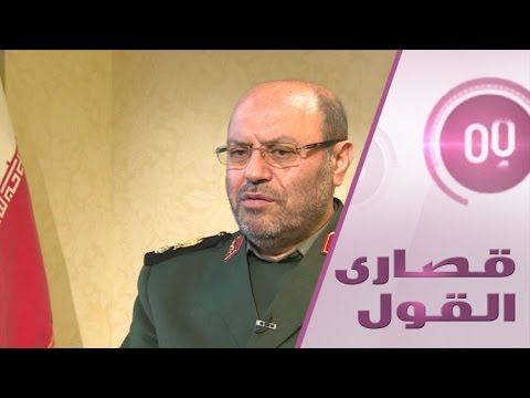 فلسطين اليوم - وزير الدفاع الإيراني يؤكّد أنّه لا حلف ثلاثي مع بغداد ودمشق