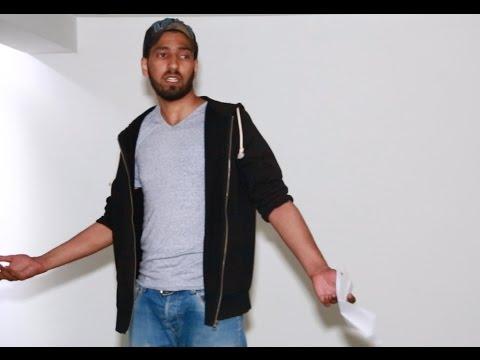 فلسطين اليوم - شاهد فيصل الباشي يحوّل إصابته بمرض السرطان إلى عمل خيري