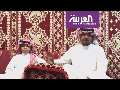 فلسطين اليوم - والد الطفل السعودي الذي أنهار أثناء القائه قصيدة يروي ما حدث