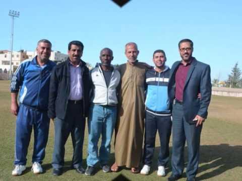 فلسطين اليوم - شاهد أغنية نادي الأمل الرياضي لمحمود أبو داود