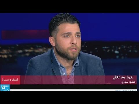 فلسطين اليوم - شاهد زكريا عبد الكافي مصور سوري