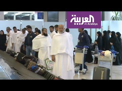 فلسطين اليوم - 2000 معتمر قطري وصلوا إلى السعودية