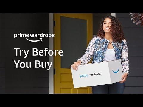 فلسطين اليوم - شاهد أمازون تطلق ميزة جديدة لتجربة الملابس قبل دفع ثمنها