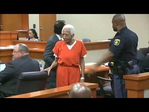 فلسطين اليوم - شاهد محاكمة سيدة تبلغ 86 عامًا بتهمة السرقة