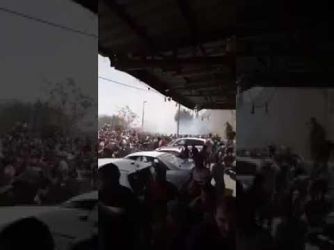فلسطين اليوم - شاهد الاحتلال الإسرائيلي يقمع المرابطين الغاضبين في الشوارع