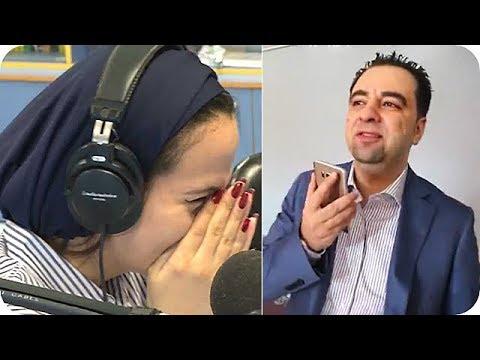 فلسطين اليوم - بالفيديو  شاب يفاجئ حبيبته بخطبتها خلال برنامجها الإذاعي