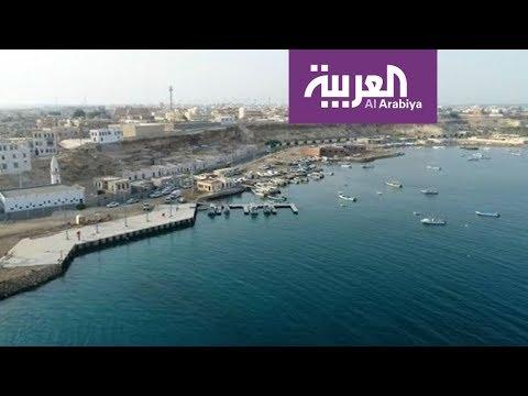 فلسطين اليوم - شاهد صور جوية لشواطئ مشروع البحر الأحمر في الوجه