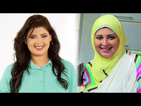 فلسطين اليوم - شاهد رد فعل المذيعة غادة جميل بعد خلعها للحجاب