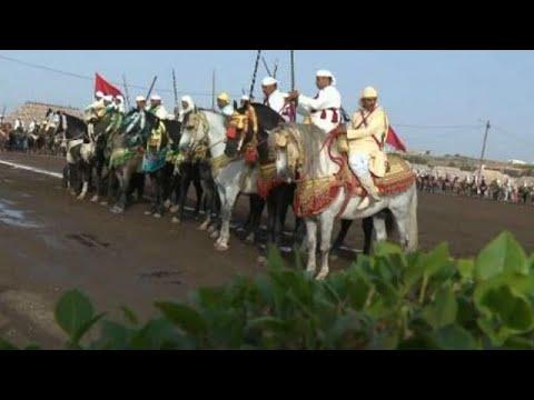 فلسطين اليوم - شاهد انطلاق مهرجان دار بوعزة
