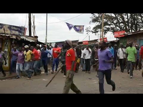 فلسطين اليوم - شاهد المعارضة الكينية تشكّك في نتائج الإنتخابات الرئاسية