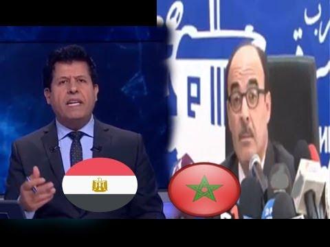 فلسطين اليوم - مذيعة مصرية تسأل عن سبب استقالة الياس العماري