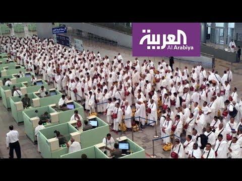 فلسطين اليوم - وصول أكثر من نصف مليون حاج إلى المملكة العربية السعودية