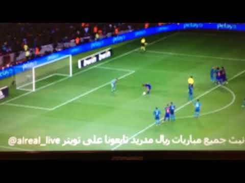 فلسطين اليوم - ميسي يحرز الهدف الأول لبرشلونة من ضربة جزاء