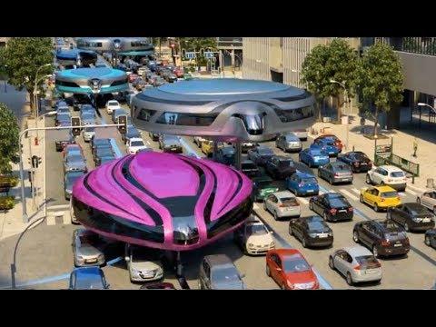 فلسطين اليوم - مصمم يتخيل شكل وسائل النقل في المستقبل