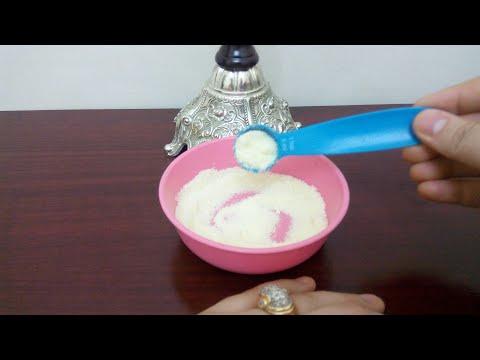 فلسطين اليوم - شاهد فوائد استخدام ملح الحليب لتبيض البشرة والجسم