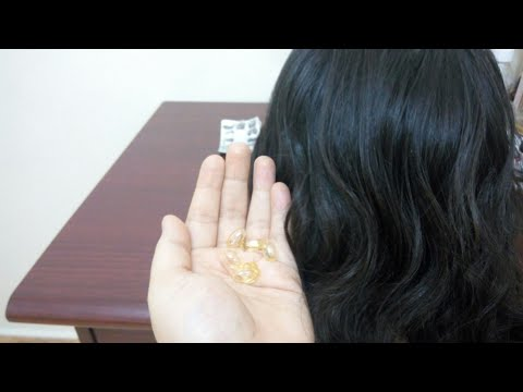 فلسطين اليوم - شاهد تأثير أقراص فيتامين e على نعومة شعرك