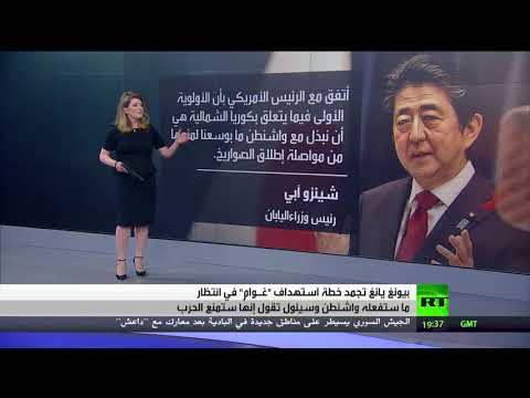 فلسطين اليوم - شاهد بوادر تهدئة في أزمة شبه الجزيرة الكورية