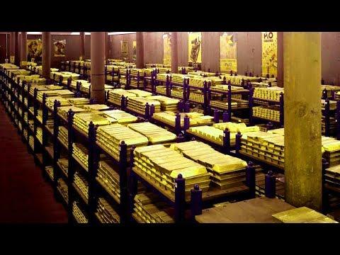 فلسطين اليوم - تعرف على كمية الذهب الموجودة في العالم