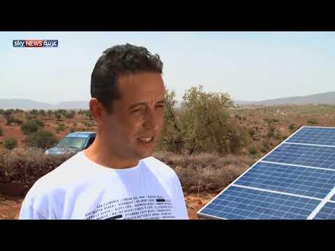 فلسطين اليوم - إقبال على استخدام الطاقة الشمسية في المغرب
