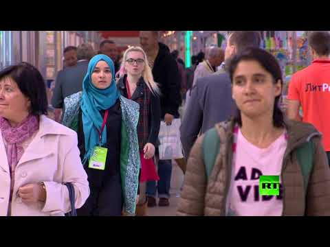 فلسطين اليوم - معرض موسكو للكتاب يناقش صعوبات الترجمة