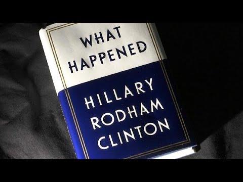 فلسطين اليوم - شاهد كلينتون تعود للانتخابات وأسباب فشلها في كتابها ماذا حدث