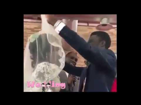 فلسطين اليوم - شاهد أغرب رد فعل من عريس لدى رؤيته وجه عروسه