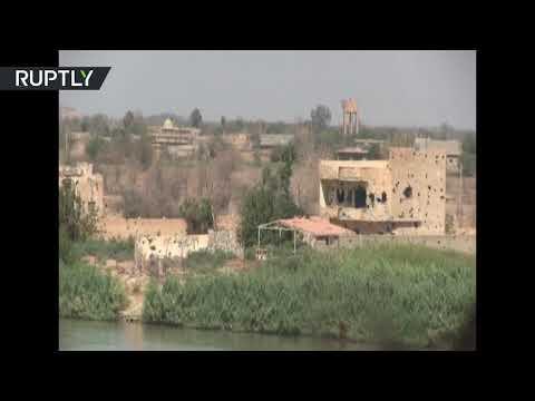 فلسطين اليوم - المواجهات التي خاضها الجيش السوري لاستعادة السيطرة على البغيلية