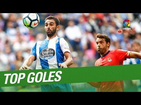 فلسطين اليوم - شاهد أفضل 5 أهداف في الجولة الثالثة في الدوري الإسباني