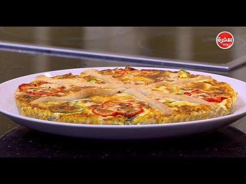 فلسطين اليوم - شاهد طريقة تحضير تارت السبانخ والجبنة