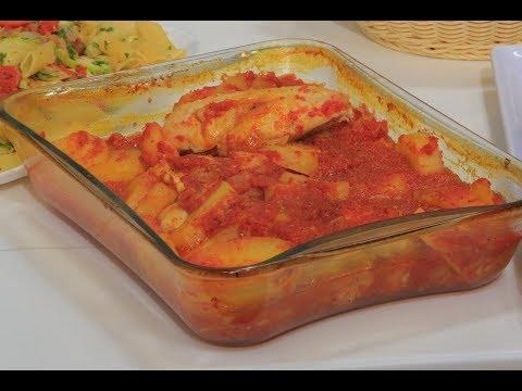 فلسطين اليوم - شاهد وصفة يخني الدجاج بالبطاطس المدهش