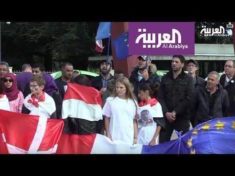 فلسطين اليوم - شاهدمنظمات يمنية تفضح انتهاكات الميليشيات في جنيف