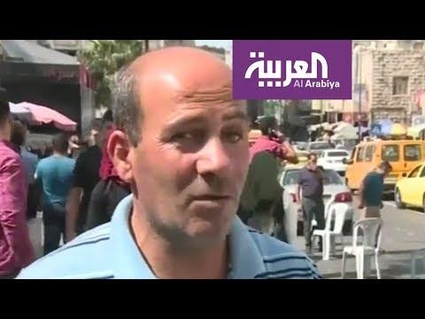 فلسطين اليوم - شاهد استطلاع آراء المواطنين من رام الله تجاه عملية المصالحة