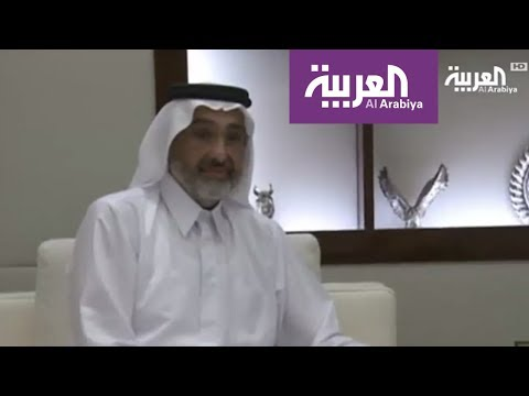 فلسطين اليوم - شاهد الشيخ عبد الله آل ثاني وسيط الخير بين الدول