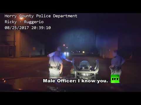 فلسطين اليوم - الشرطة الأميركية تطارد عمدة على آلة جز العشب