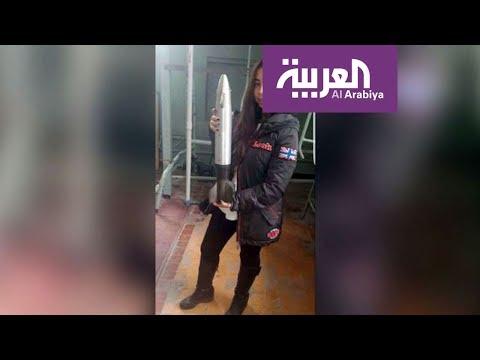 فلسطين اليوم - شاهد فتاة مصرية تقتحم مجال الفضاء