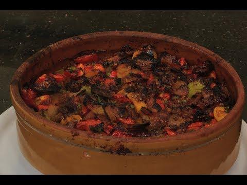 فلسطين اليوم - شاهد طريقة إعداد وطهي طاجن السمك البياض