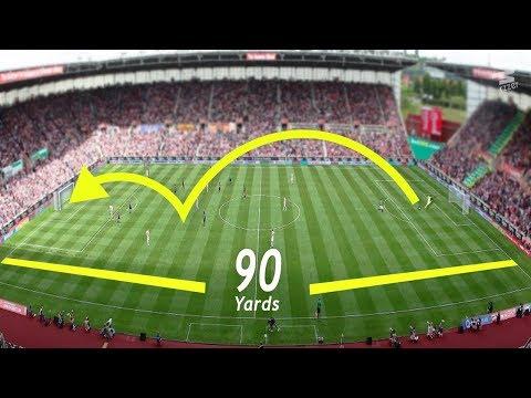 فلسطين اليوم - شاهد أفضل 10 أهداف أحرزهم حراس المرمى في تاريخ كرة القدم