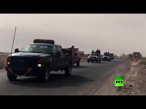 فلسطين اليوم - شاهد الجيش العراقي يستكمل الصفحة الأولى من عملية تحرير الحويجة