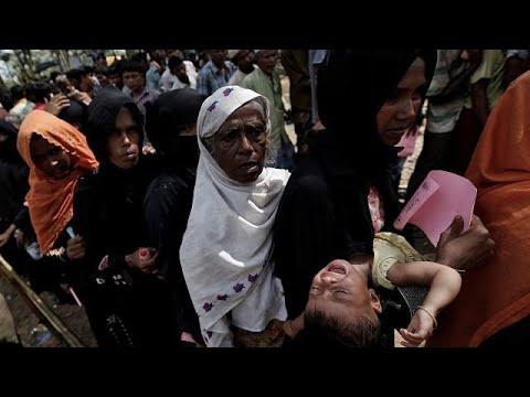 فلسطين اليوم - أدلة جديدة على عمليات اغتصاب مسلمات الروهينغا