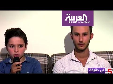 فلسطين اليوم - شاهد هادي الطفل الذي أشعل وسائل التواصل سيعود إلى المدرسة