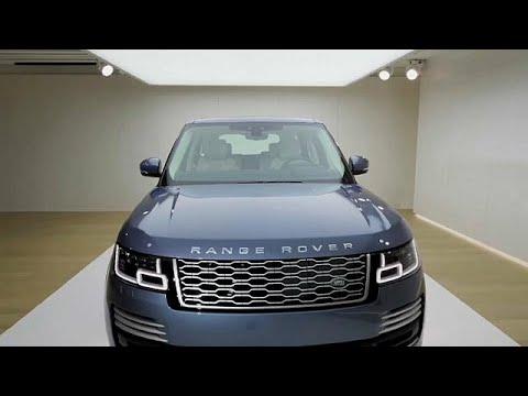 فلسطين اليوم - شاهد عرض الموديل الجديد لسيارة رانج روفر في متحف التصميم