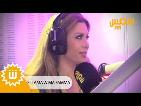 فلسطين اليوم - لحظة طرد فنانة لبنانية من الأستوديو على الهواء مباشرة