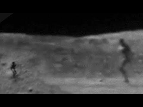 فلسطين اليوم - شاهد صور غريبة من القمر لا يمكن لوكالة ناسا تفسيرها