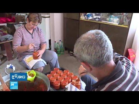 فلسطين اليوم - شاهد صلصلة الأيفار اللذيذة