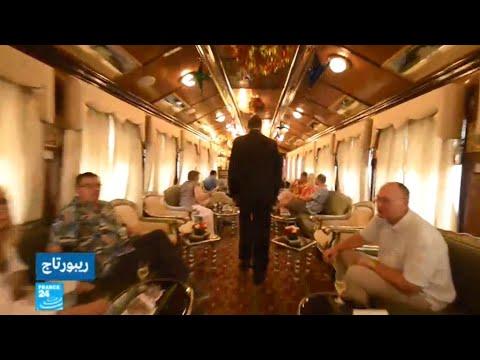 فلسطين اليوم - شاهد قطار المهراجا الفاخر يفتح أبوابه أمام السائحين في راغستان